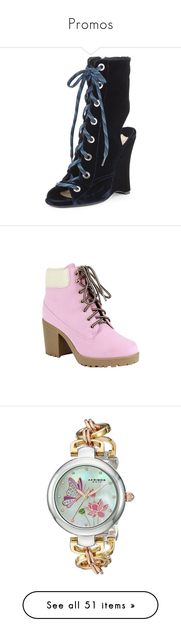 """""""Promos"""" by varsityprincrss ❤ liked on Polyvore featuring shoes, boots, ankle booties, navy, navy ankle boots, velvet ankle boots, wedge booties, ankle boots, open toe wedge booties and booties"""