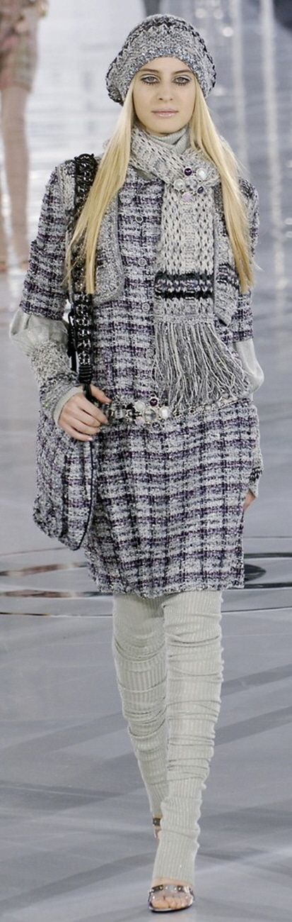 Chanel Fall 2005 #fashion #coupon code nicesup123 gets 25% off at  leadingedgehealth.com