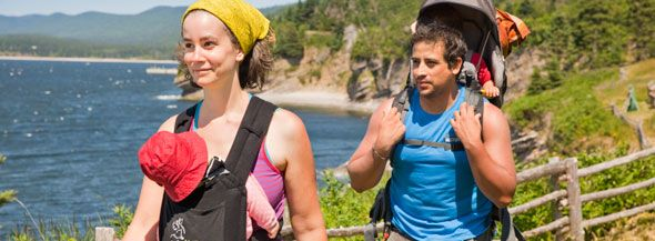 Forillon National Park - Hiking Trails