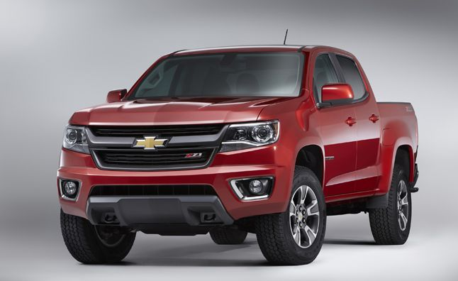 2015 Chevy Colorado Reignites Midsize Trucks with Diesel Power. For more, click http://www.autoguide.com/auto-news/2013/11/2015-chevy-colorado-reignites-midsize-trucks-with-diesel-power.html