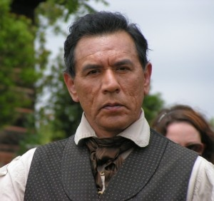 native american actor | Wes Studi to be the second Native American actor at the Hall of Great ...