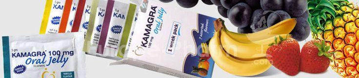 #Kamagra Oral Jelly mit dem Wirkstoff #Sildenafil 100mg macht die Behandlung von #Impotenz lecker. Das Gelee hat 7 Geschmacksrichtungen: Ananas, Orange, Erdbeere, Vanille, Banane, Johannisbeere und Karamell.