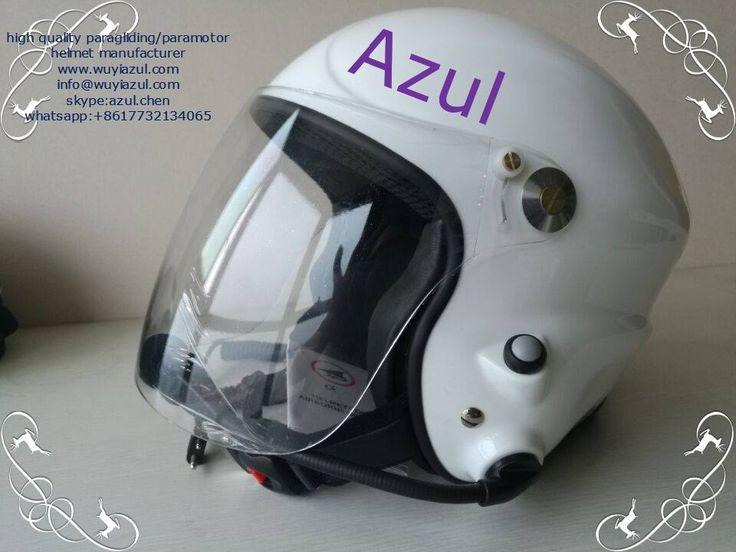 NEW PPG 2 way radio flying helmet , is on sale by Wuyi Azul Helmet company