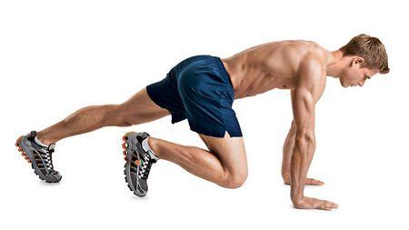 The Unbelievable 4-Minute Cardio Workout | Men's Health
