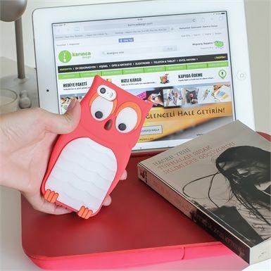 iPhone 5 Kılıfı Baykuş - 29 TL l #iphone #kilif #baykus
