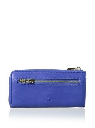 48% OFF co-lab by Christopher Kon Women's Pocket Wallet, Blue