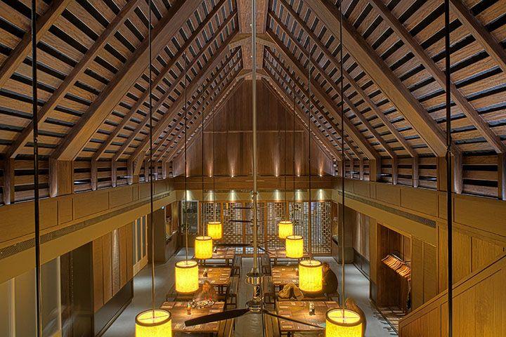 Busaba Eathai by David Archer Architects, Bicester