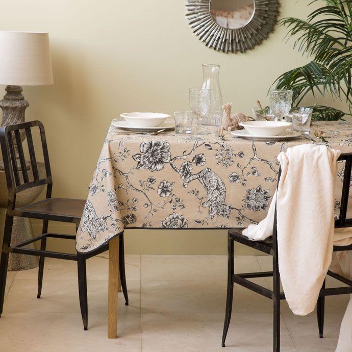 17 mejores ideas sobre manteles plastificados en pinterest for Zara home manteles mesa