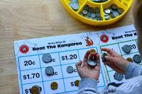 Learning about money (and not using pocket money) - how we montessori