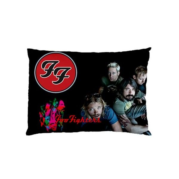 FOO FIGHTERS Rectangle Pillow Cases comfortable to sleep code ME1101