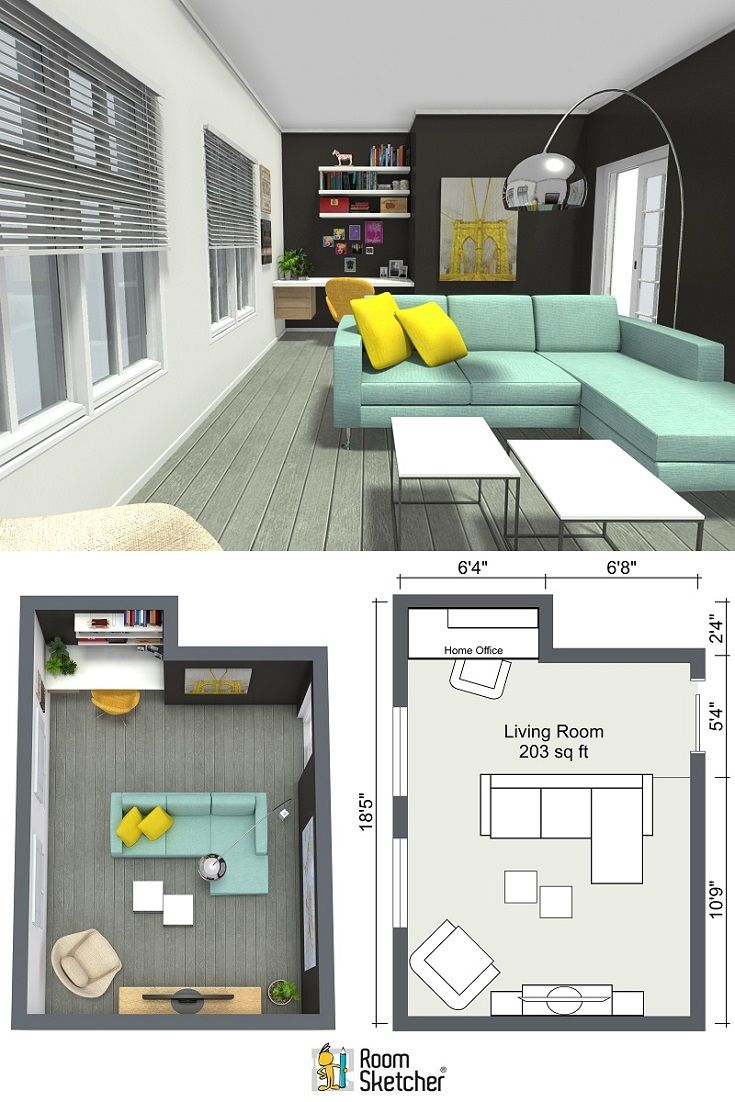 25+ best Home Improvement Ideas images by RoomSketcher on Pinterest ...