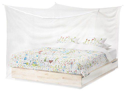 Ber ideen zu moskitonetz auf pinterest moskitonetz bett schutzd cher und moskitonetz - Bett mit seitenwand ...