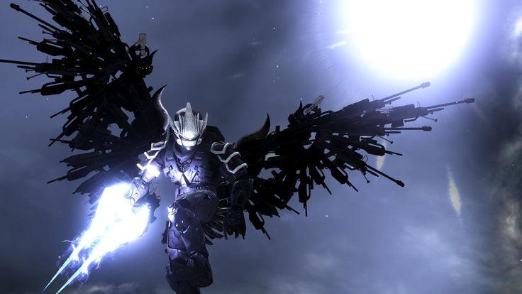 Vídeo Game Halo  Guerreiro Lua Blade Espada Tecnologia Cavalo Wings Papel de Parede