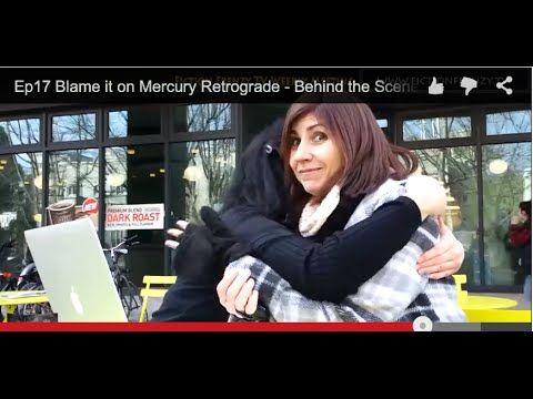Ep17 Blame it on Mercury Retrograde - Behind the Scenes Fiction Frenzy TV