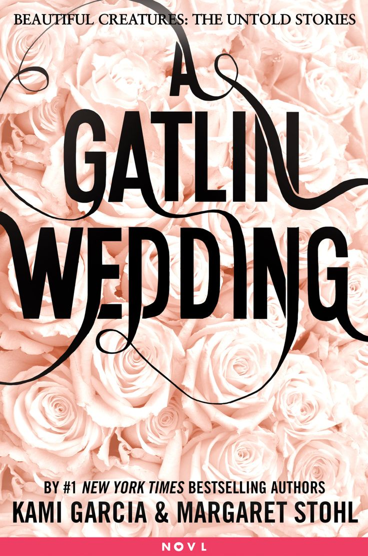 A Gaitlin Wedding – Kami Garcia & Margaret Stohl https://www.goodreads.com/book/show/27885186-a-gatlin-wedding