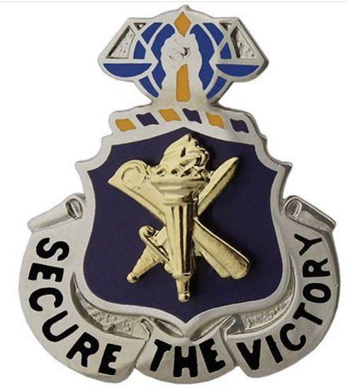 Army Civil Affairs Regimental Corps Crest