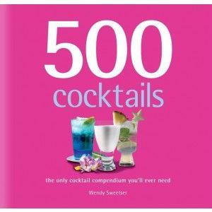 Wendy Sweetser 500 Cocktails Golda's Kitchen