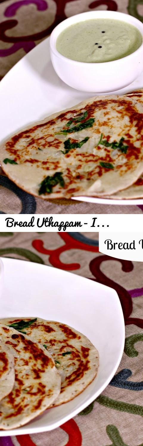 Bread uthappam instant quick indian breakfast recipe tags tags indian food indian food recipe indian cooking indian recipes indian video recipe sruthiskitchen sruthiskitchen recipes cooking how to make forumfinder Choice Image