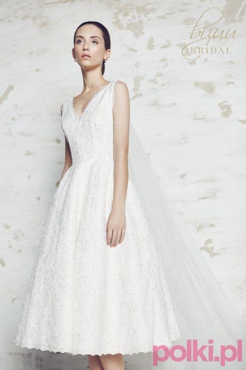 BIZUU BRIDAL 2015 - suknie ślubne #polkipl