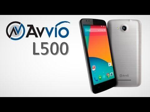 Avvio L500 Unboxing Español – JP ANDROID BOGOTÁ