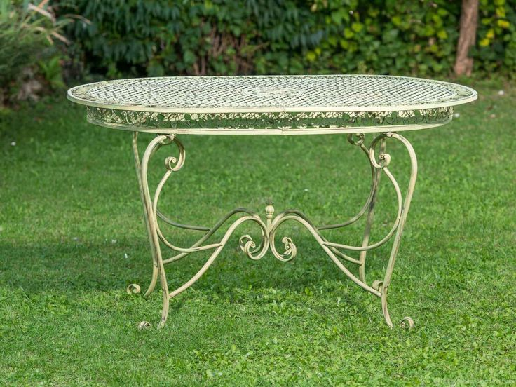 Garden Furniture Iron best 20+ wrought iron garden furniture ideas on pinterest