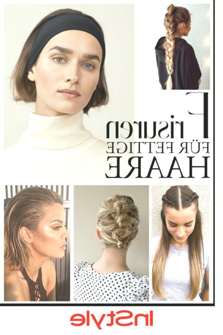 Fettige Haare Mit Diesen Frisuren Kein Problem Haare Hair Hairstyles Beaut With Images Headbands Phillips