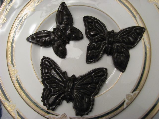 Large butterflies