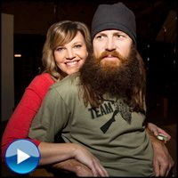 Jase & Missy from Duck Dynasty explain why they saved themselves for marriage. Great testimony