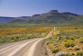Calvinia pinned from South African Tourism