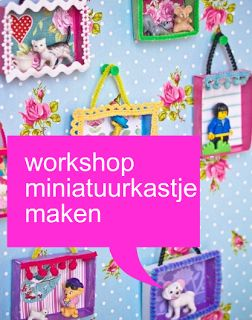 Workshop Haarlem: Kinderworkshops of feestjes-workshops