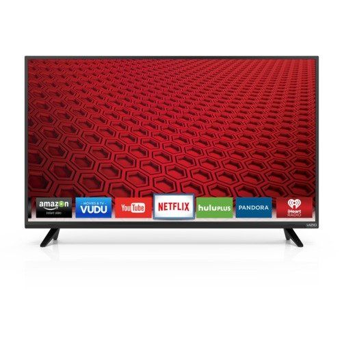 VIZIO E43-C2 43-Inch 1080p Smart LED HDTV	by VIZIO http://www.60inchledtv.info/tvs-audio-video/vizio-e43c2-43inch-1080p-smart-led-hdtv-com/