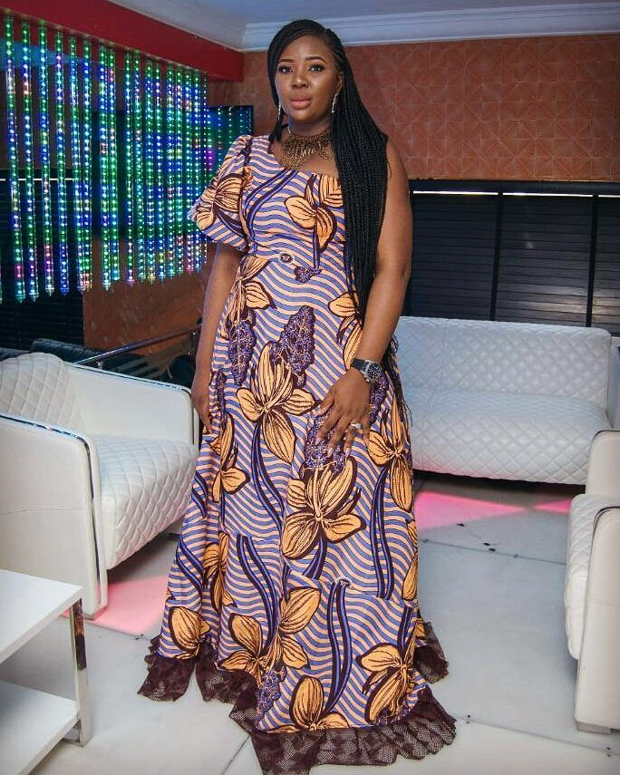 Hello Cuties! welcome to another new week, a lot of lovely styles were seen during the weekend, especially styles made with Ankara prints/ African Ankara fabric. Latest #Ankara #Fashion Style 2018: #Gowns, #Dresses and #Tops  #Latest #Ankara #styles #2018