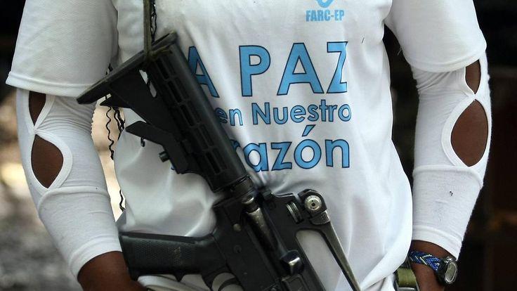 Umsetzung des Farc-Friedensvertrags: Kolumbien beschließt Amnestie für Guerilla