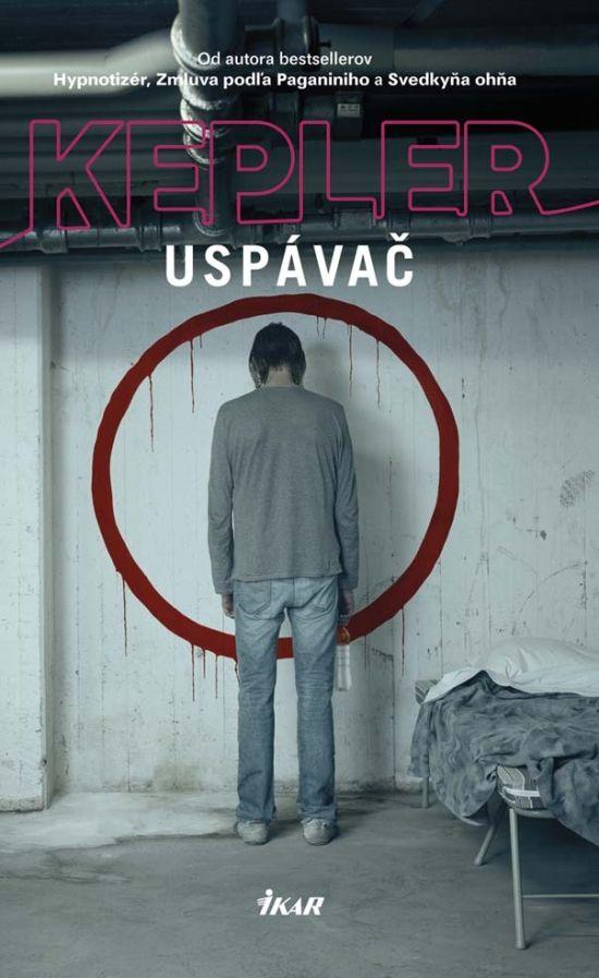 Kniha: Uspávač (Lars Kepler) | bux.sk