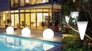 The Home - Illuminate your Night Time Decor