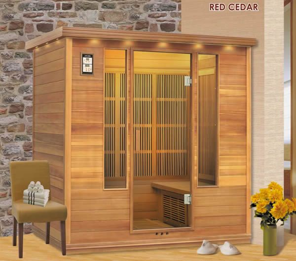 Sauna For The House Sauna Steamrooms For The Home