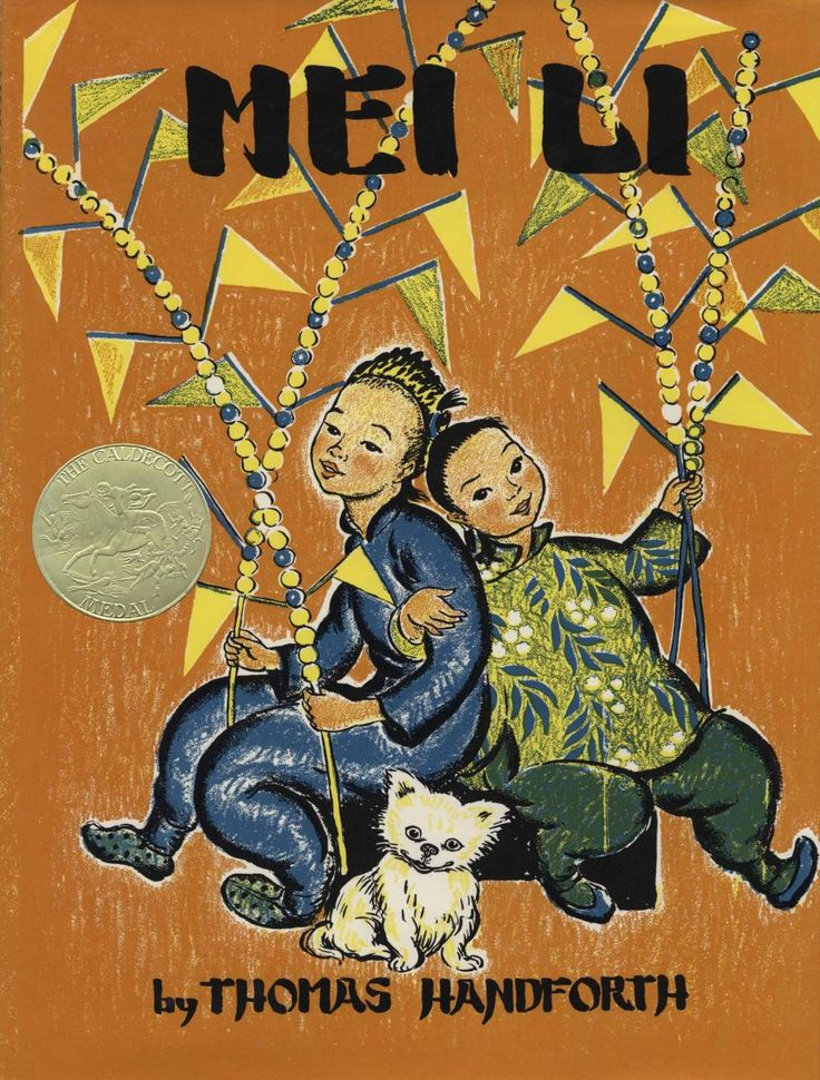 80 best Caldecott Medal Winners images on Pinterest   Baby books     1939 Winner  Mei Li
