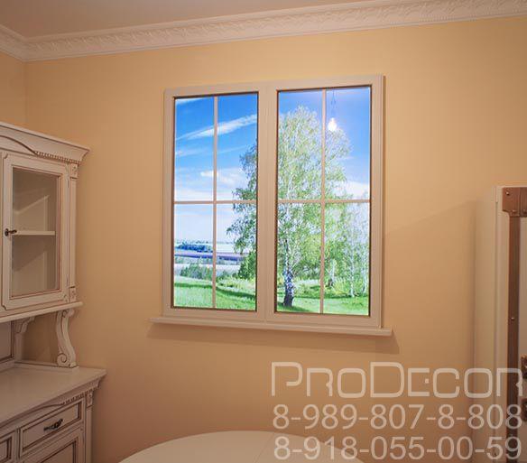 Ложные окна, они же фальш-окна, фальшивые окна или окна-фейк – это возможность легко и просто изменить вид из окна по своему желанию. К тому же создание фальш-окон – это еще и декор стен, делающий помещение более уютным и стильным.  Заказать декоративное окно можно по телефону 8-989-807-8-808  #ProDecor #Витраж #окно #фальшьокно #декоративноеокно #псевдоокно #ложноеокно #световойкороб #искусственноеокно #lightbox