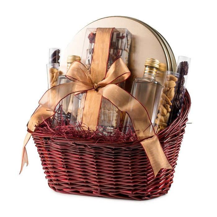 Corporate Holiday Gift Baskets | Kosher Gift Baskets