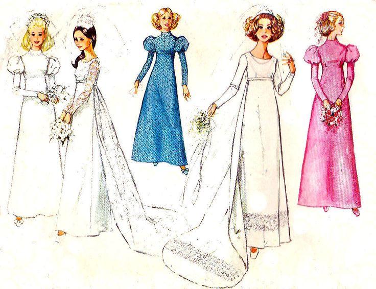 Die 92 besten Ideen zu Vintage Wedding Dresses auf Pinterest ...