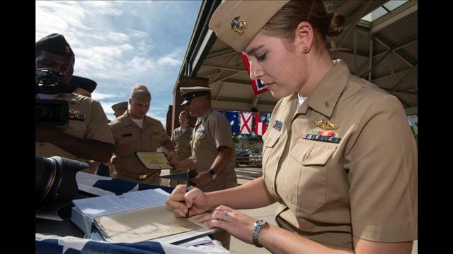 Military women, Women, Navy women