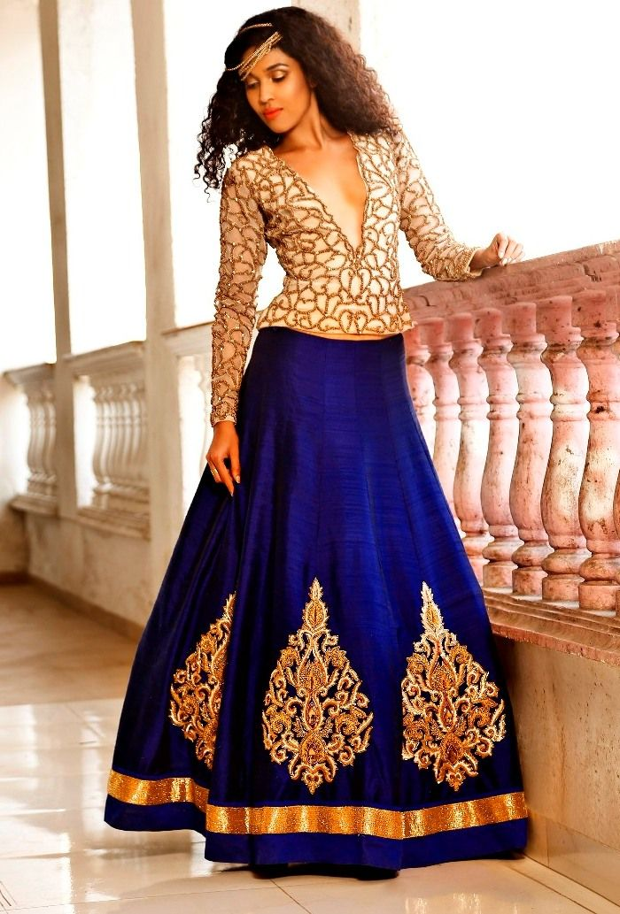 Latest Indian Bridal Trousseau Wear Photos - Wedmegood