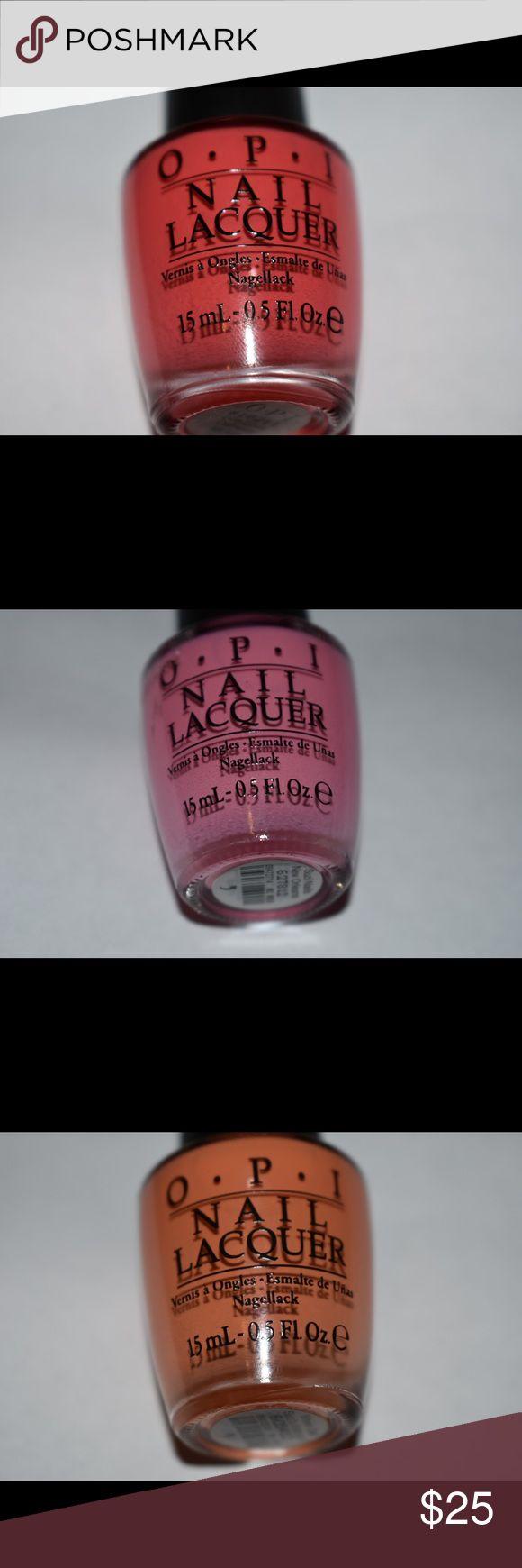 NEW O.P.I. Nail Polish Set NEW  Brand: O.P.I.  Color: Hot & Spicy, Juice Bar Hopping, Where Did Suzi's Man Go?, Live. Love. Carnival, & Suzi Nails New Orleans OPI Makeup