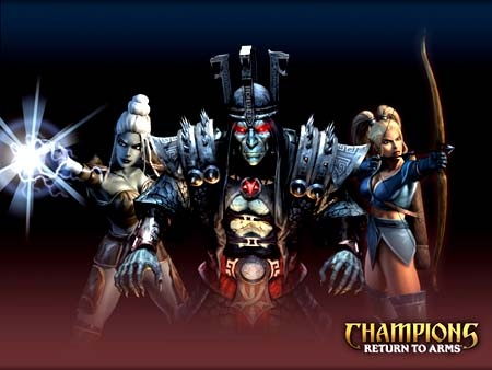 I really miss this game - Champions: Return to Arms