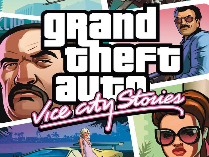 Download Game GTA (Vice City Stories) PPSSPP File Cso 400MB