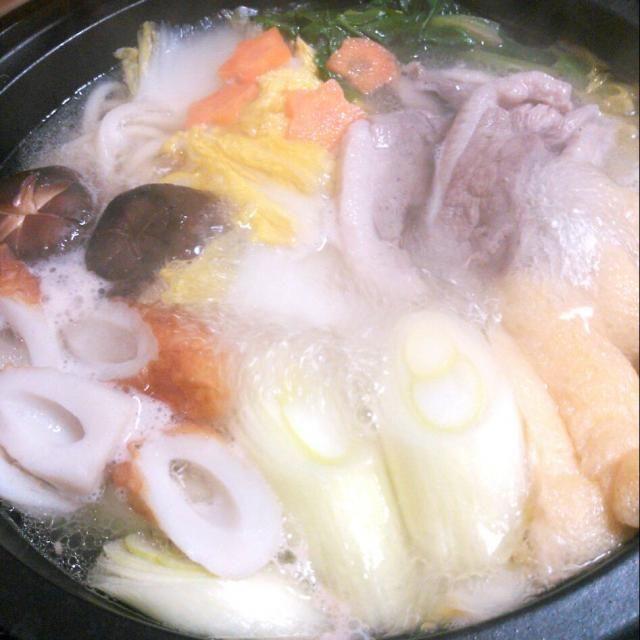 寒い日はやっぱり鍋でしょ!! - 40件のもぐもぐ - 鴨鍋 by hanakohanako05