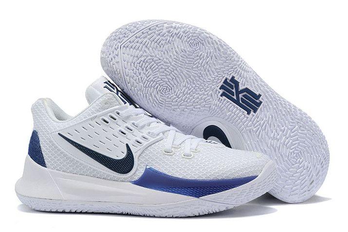 2019 Nike Kyrie Low 2 White/Blue