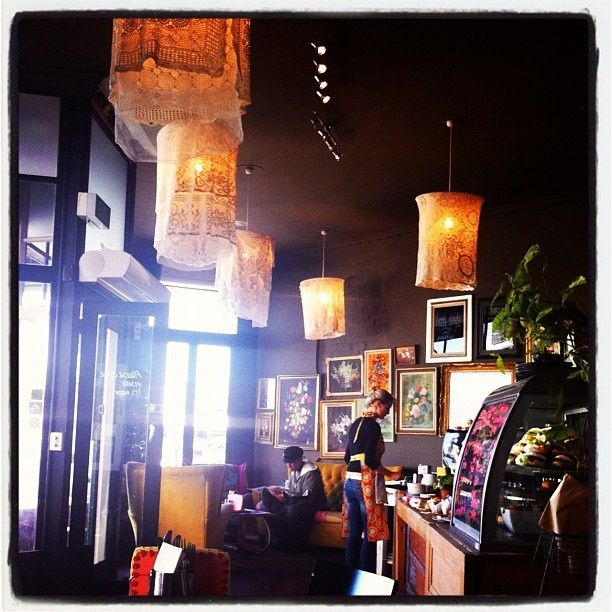 Wild Poppy cafe in Fremantle - just like Melbourne! by whooz_queen, via Flickr