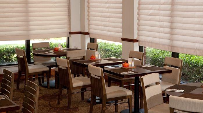 Allen Hotels Hilton Garden Inn Allen Dining With Images