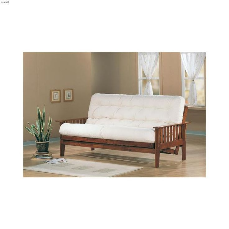 Casual Futon Frame 4382 By Coaster